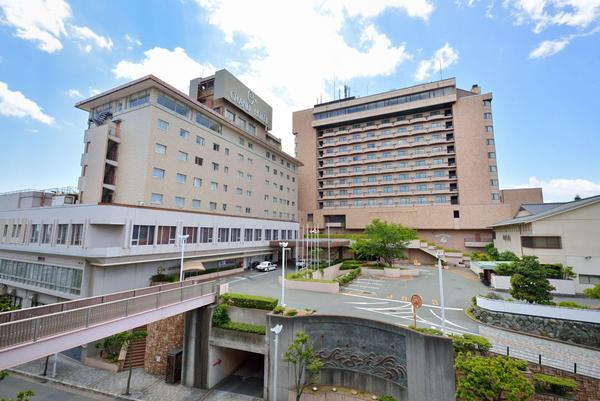 写真:グランドホテル浜松