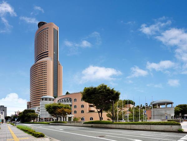 写真:オークラアクトシティホテル浜松
